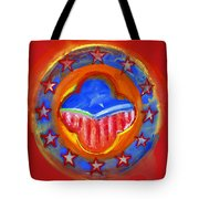United States Of Europe Tote Bag