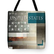 United States Tote Bag