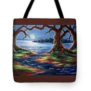 United Trees Tote Bag