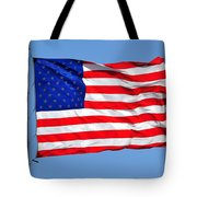 United We Stand United We Fall Tote Bag