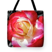 Unity Rose Tote Bag