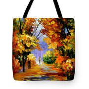 Unity With Nature Tote Bag