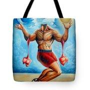 Universal Acrobat Tote Bag