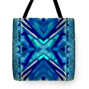 Simply The Blues Tote Bag