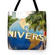 Universal Studio Globe Tote Bag