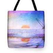 Universal Sunset Tote Bag