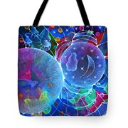 Universal Transect Tote Bag