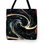 Universe In Motion Tote Bag