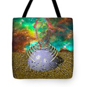 Universe Power Supply Tote Bag