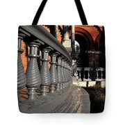 University Balustrades Tote Bag