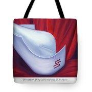 University Of Alabama School Of Nursing Tote Bag by Marlyn Boyd