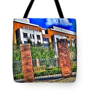 University Of Maryland - Byrd Stadium Tote Bag