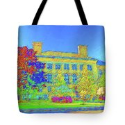 University Of Massachusetts Tote Bag