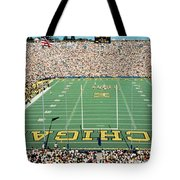 University Of Michigan Stadium, Ann Tote Bag