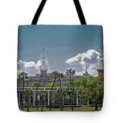 University Of Tampa Tote Bag