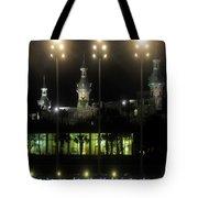 University Of Tampa Lights Tote Bag
