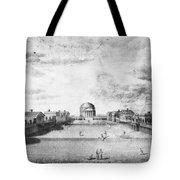 University Of Virginia Tote Bag