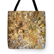 Unknown Paths Abstract Art Tote Bag
