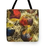 Unknown Space Tote Bag by Sonya Wilson