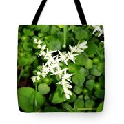 Unknown Wildflower Tote Bag
