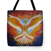 Unleashing The Holy Spirit Tote Bag