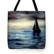 Unlimited Horizons Tote Bag