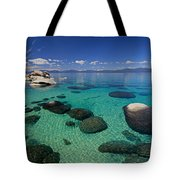 Unmatched Clarity Tote Bag