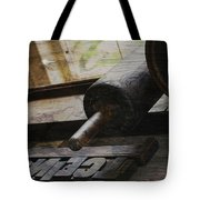 Unnoticed Inner Goings On Tote Bag