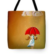 Unpredictable Tote Bag