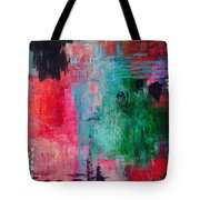 Unresolved Feelings Tote Bag
