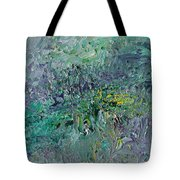 Blind Giverny Tote Bag