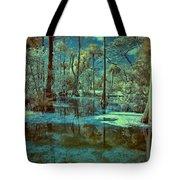 Unseen Wetland Tote Bag