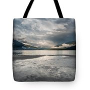 Unsettled  Tote Bag