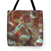 Unsolved Structure Tote Bag