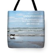 Unsupervised Tote Bag