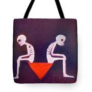 Until Death Do Us Part Tote Bag