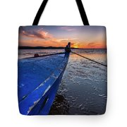 Until To The End Tote Bag