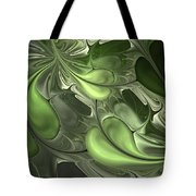 Untitled 1-26-10 Pale Green Tote Bag