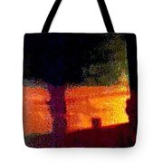 Untitled 1 - By The Window Tote Bag