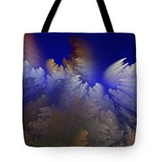 Untitled 11-1-09 Tote Bag by David Lane