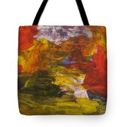 Untitled 113 Original Painting Tote Bag