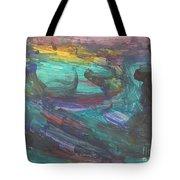 Untitled 118 Original Painting Tote Bag