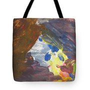 Untitled 139 Original Painting Tote Bag