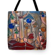 Untitled 83 Tote Bag