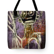 Untitled Abstract 31march2016 Tote Bag