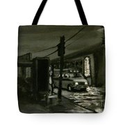 Untitled Number One Tote Bag