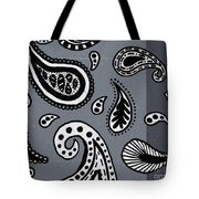 Untitled Paisley 1 Of 3 Tote Bag