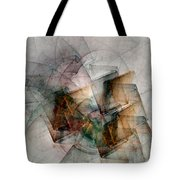 Untitled Study No. 705 Tote Bag