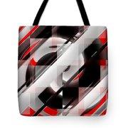 Untitled X Tote Bag