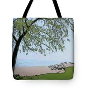 Try And Catch The Wind Tote Bag
